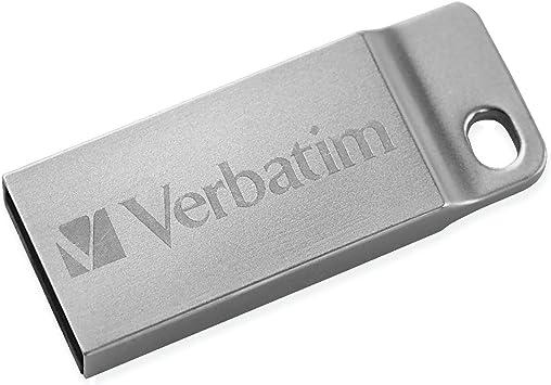 Verbatim Executive Usb Stick Aus Metall 64 Gb I Usb 2 0 Computer Zubehör