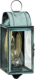 product image for Brass Traditions 161 DABZ Large Tall Wall Lantern 100 Series, Bronze Finish 100 Series Tall Wall Lantern