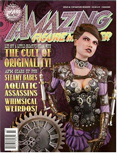 Amazing Figure Modeler # 60 (Steampunk (Steampunk Babes)
