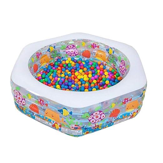 Arena piscina hinchable - Bañera hinchable para niños ...