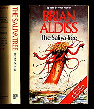 book cover of The Saliva Tree