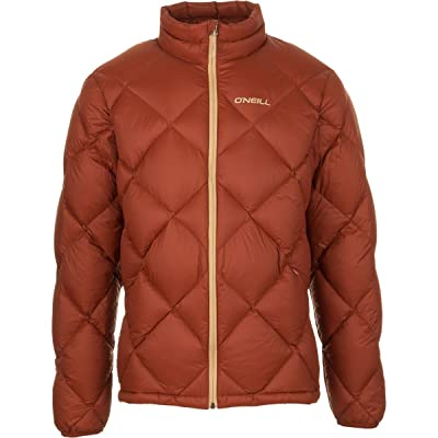 O'Neill Jones Packable Down Jacket - Men's Burnt Henna, M