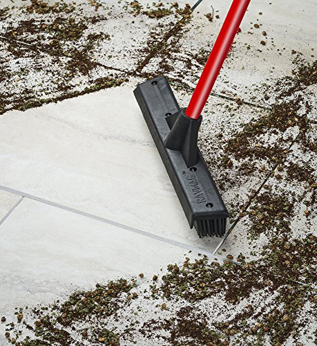 Rubber Broom By Ravmag Built In Squeegee Edge Soft
