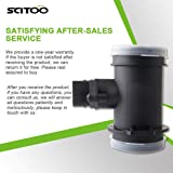 SCITOO Mass Air Flow Sensor Meter MAF 280217114 Fit Mercedes SLK230 Mercedes Benz C230 1997 1998