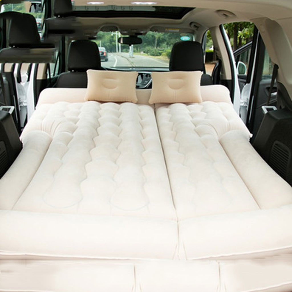 RMJXJJ-car air bed Kofferraum Dedicated Car Aufblasbares Bett SUV Travel Matratze Auto Bett