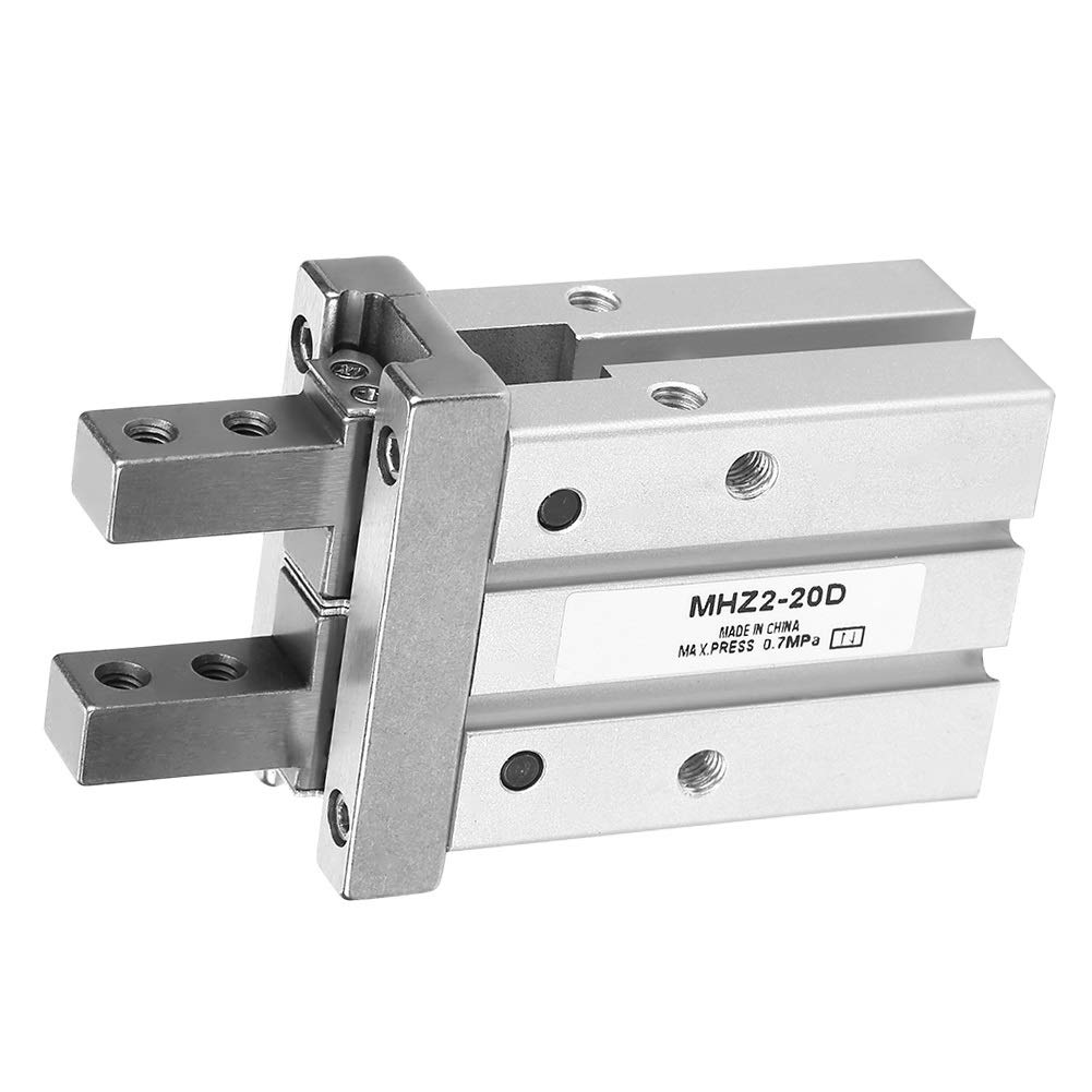 Jadeshay MHZ2-20D 20mm Pneumatic Cylinder, Bore Parallel Style Air Gripper