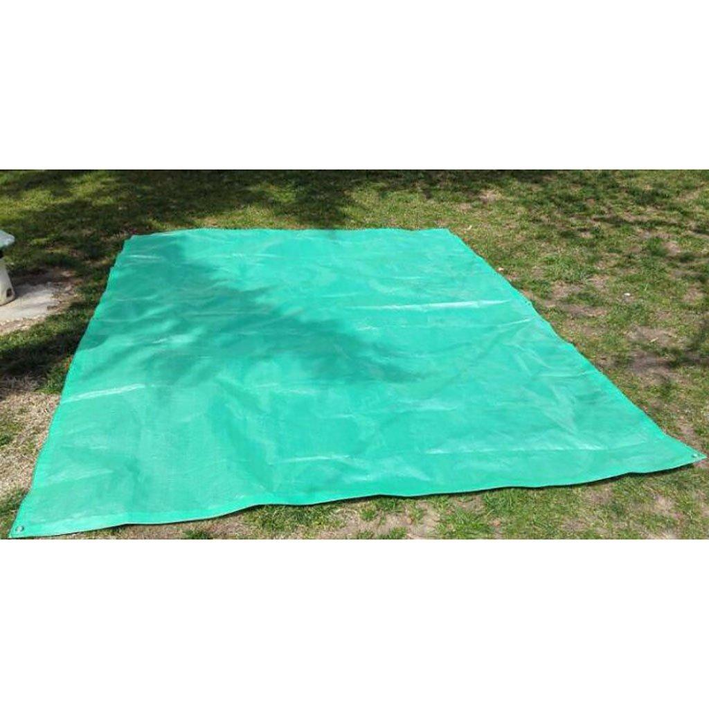 ZCCPB Paño Impermeable a Prueba de Lluvia Paño Prueba Impermeable a Prueba Paño de Viento Lona Resistente al Viento Lona revestida PE (Tamaño : 6  6m) 9ddb16