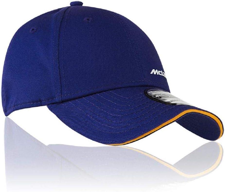 McLaren F1 Logo Hat Blue