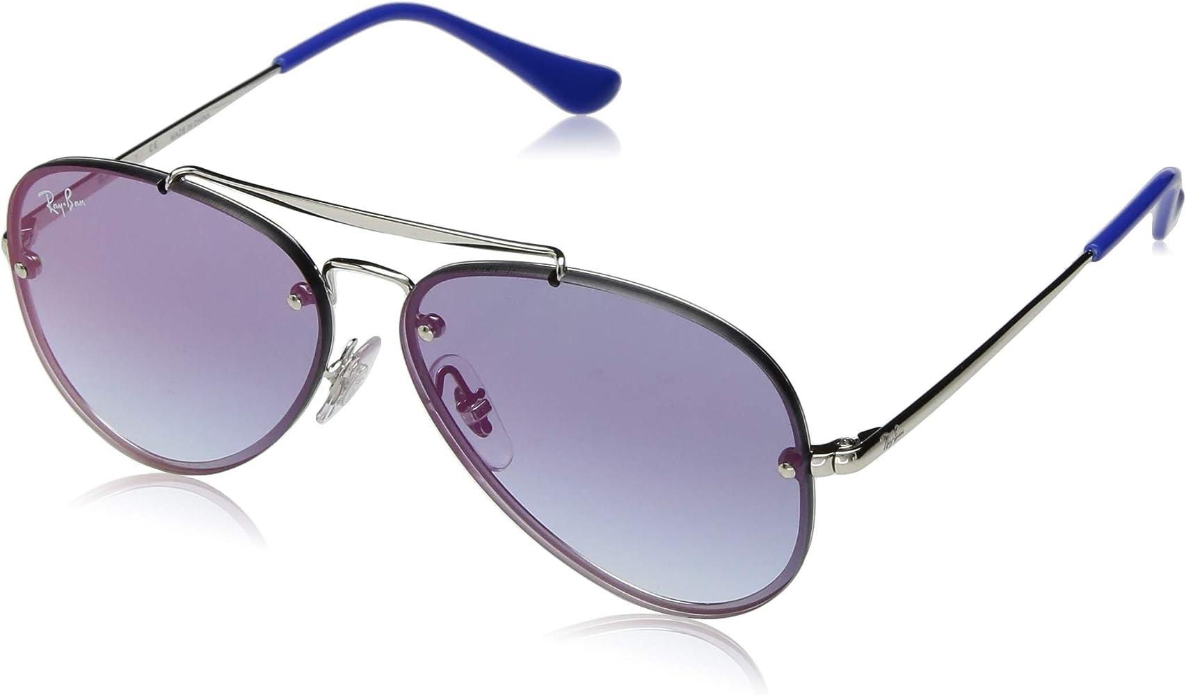 Ray-Ban JUNIOR 0RJ9548SN Gafas de sol, Silver, 54 Unisex ...