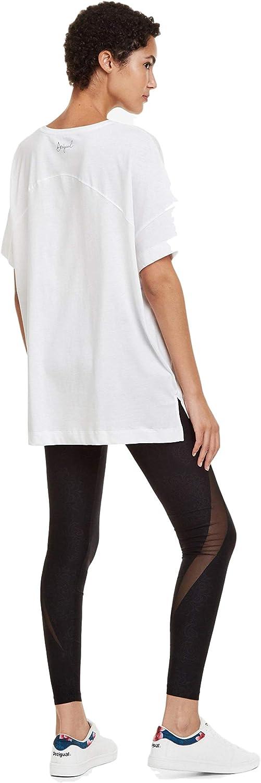 Hindi Dancer T-Shirt Donna Desigual