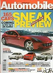 Cover: Ferrarri FF station wagon 4WD V12. Features: 2012 Audi RS5-Lamborghini Aventador-Porsche 911-Scion FR-S-2013 Alfa Romeo 4C-BMW i8-Dodge Viper-Porsche Cajun-2014 Jaguar XS-Mercedes SLC.