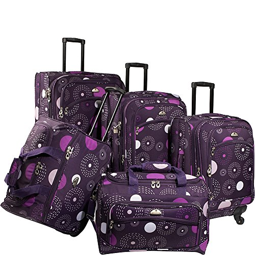 american-flyer-luggage-fireworks-5-piece-spinner-set-purple-one-size