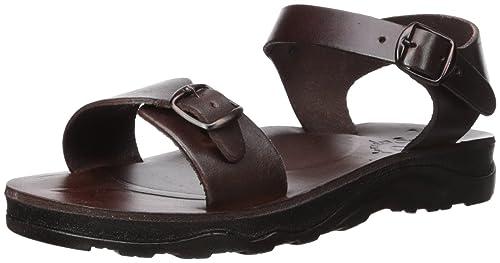 7a76ff7c955a Jerusalem Sandals Men s The Original Molded Footbed Sandal