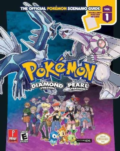 Price comparison product image Pokemon Diamond Version Pearl Version