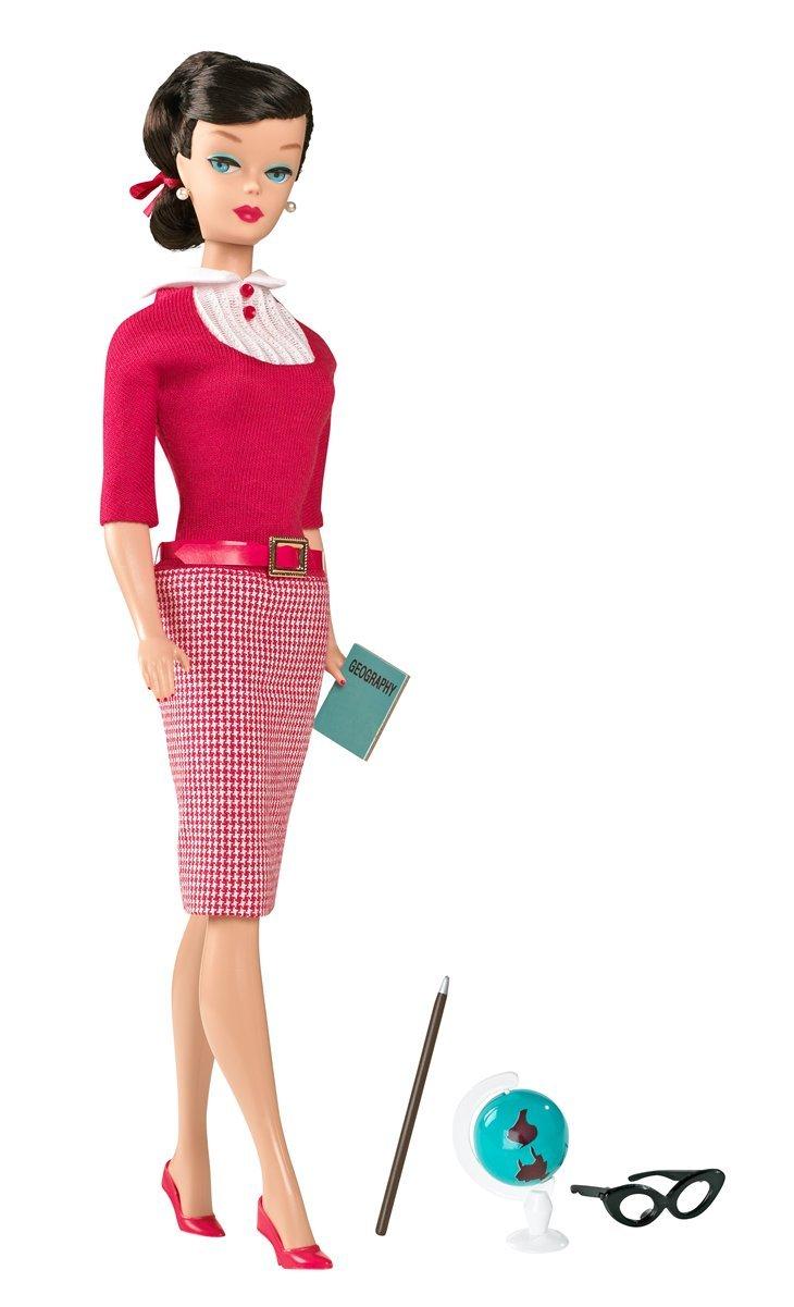 Barbie My Favorite Career Vintage Student Teacher Puppe