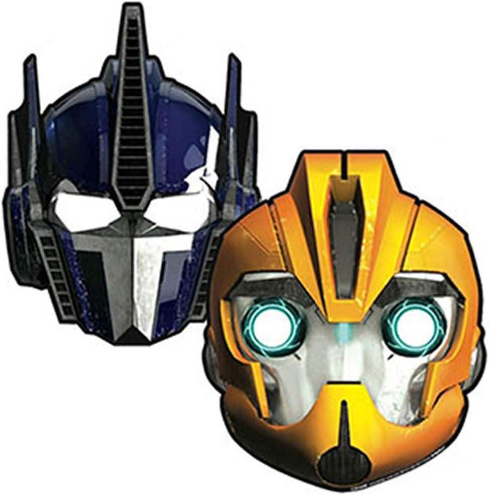 Amscan International - Máscara para disfraz de adulto Transformers ...