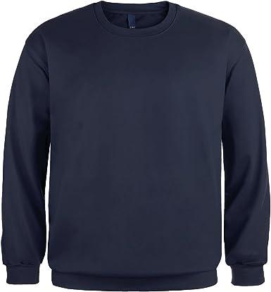 Tallas Grandes Dave S Hombres Jersey Azul 2xl 10xl 3xl Amazon Es Ropa Y Accesorios