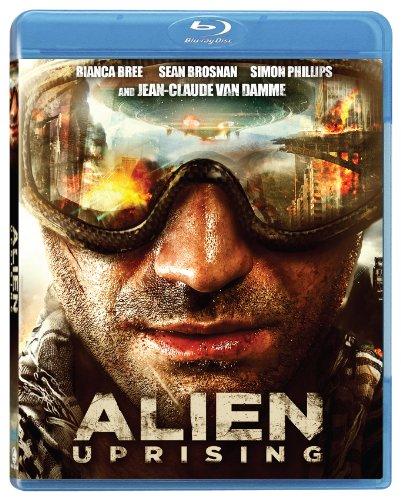 Alien Uprising [Blu-ray]