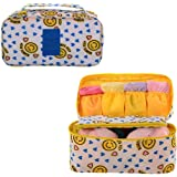 Portable Multi Functional Travel Organizer Storage Bag,drawer Dividers Closet Pouch Bag,organized Underwear,bra & Panties/cosmetic&makeup/toiletries for Women,men,travel & Home Use