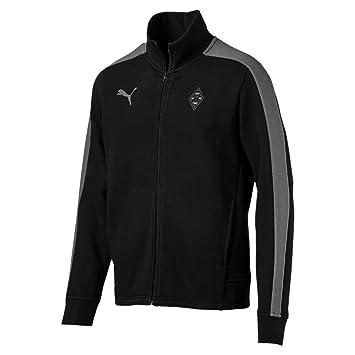 Puma Bmg Triple Black Sweat Jacket Chaqueta De Entrenamiento, Hombre: Amazon.es: Deportes y aire libre