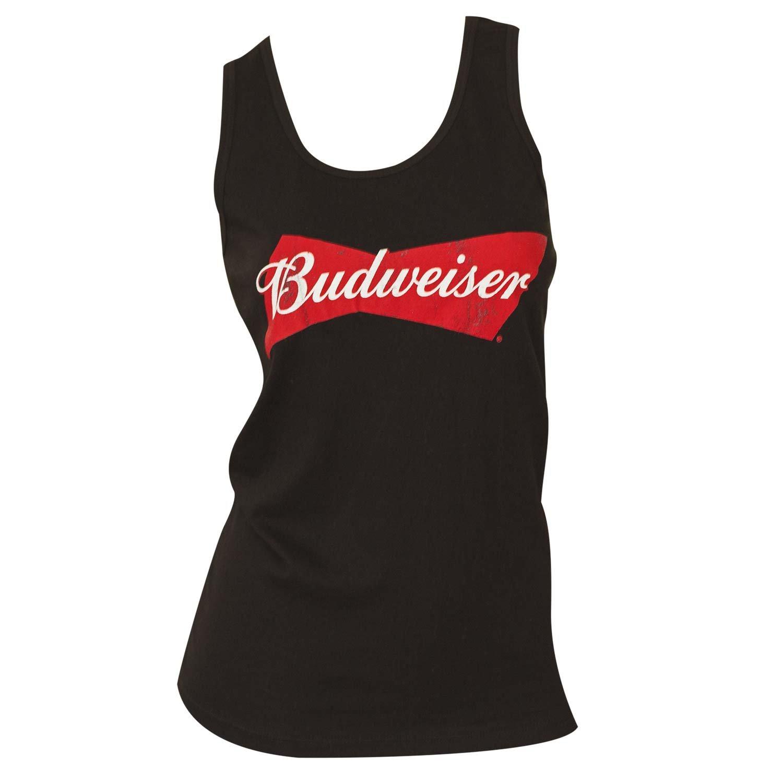 8e9872d199934 Budweiser Women s Tank Top M at Amazon Women s Clothing store