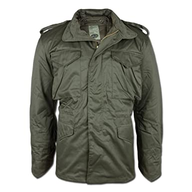 9e321369f5f Mil-Tec Us M65 Field Jacket  Amazon.co.uk  Sports   Outdoors