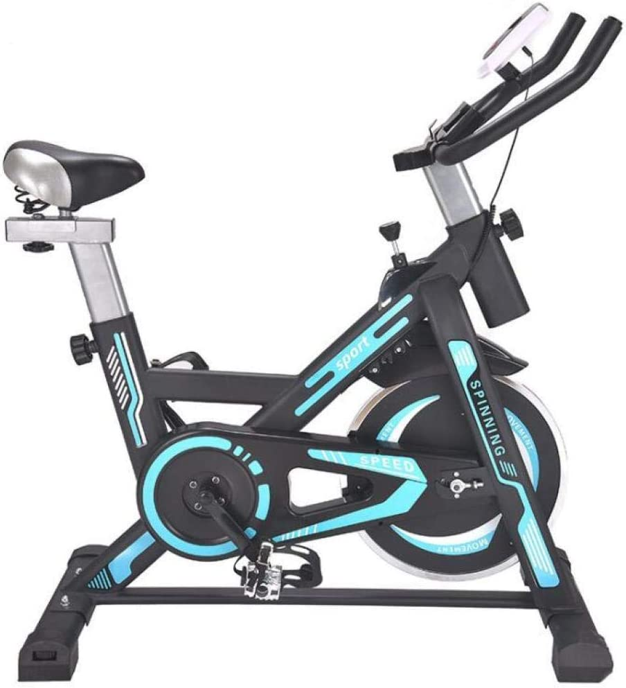 FYTVHVB Household Spinning Bike Standard Silent Cycling Sports Exercise Bike | Indoor Cycling