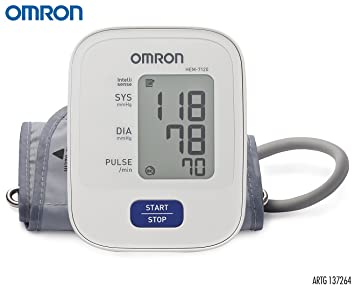 Amazon.com: Omron Automatic Blood Pressure Monitor -Hem-7120 ...