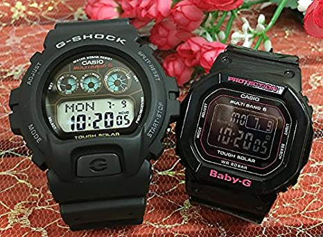 78853d4bb1 カシオCASIO 腕時計 G-SHOCK ペアウォッチ 純正ペアケース入り ジーショック&ベビージー