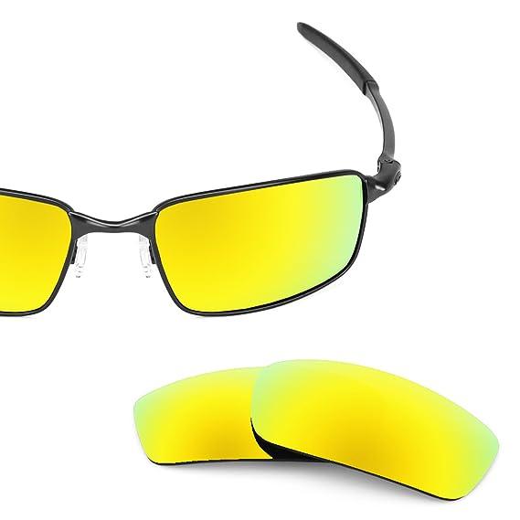 Revant Ersatzlinsen für Oakley Square Wire 2.0 Eisblau MirrorShield® URBu7zd