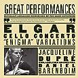 """Elgar: Cello Concerto; """"Enigma"""" Variations"""