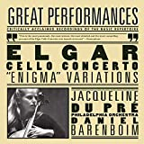 "Elgar: Cello Concerto; ""Enigma"" Variations"