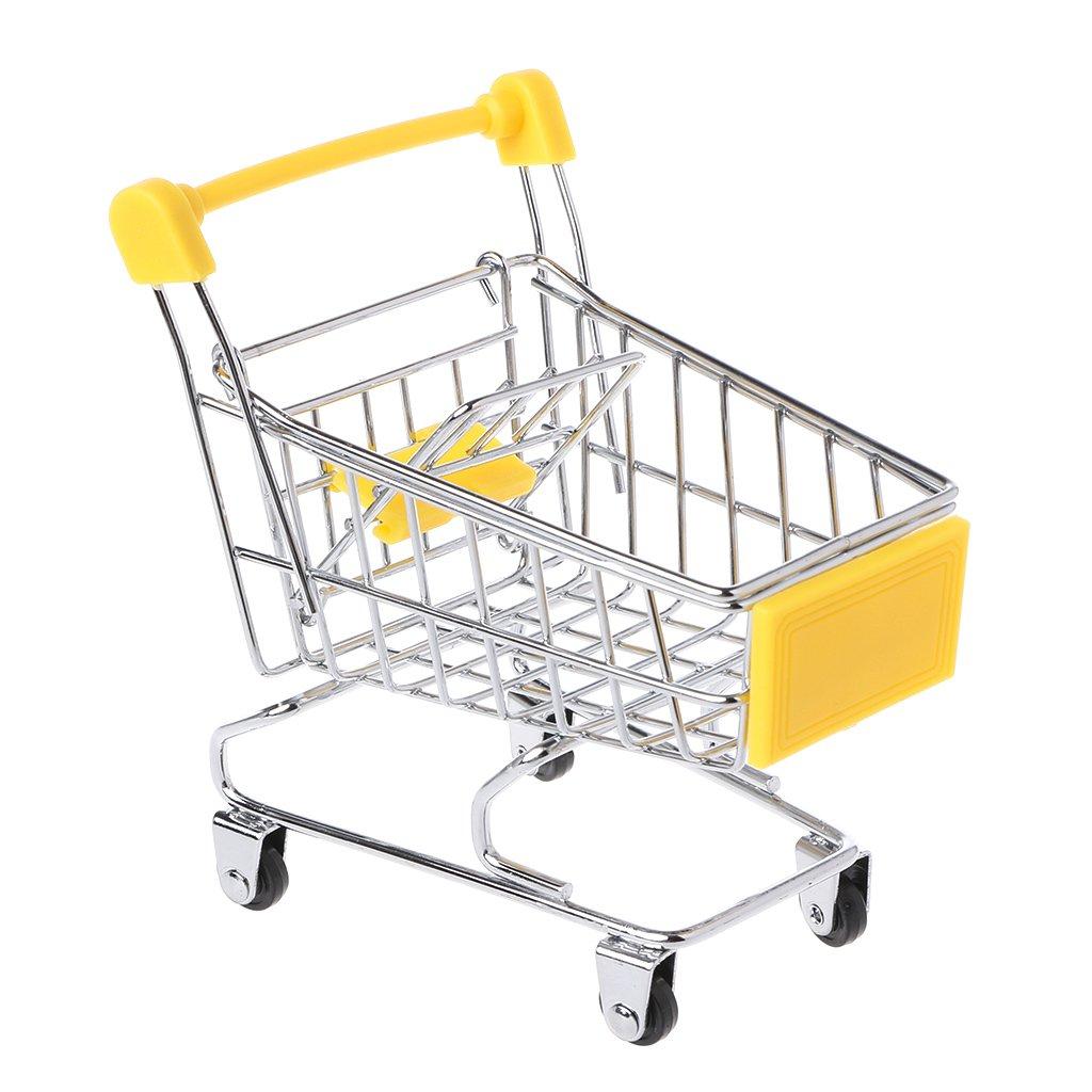 JAGENIE Mini Trolley Spielzeug Supermarkt Dienstprogramm Wagen ...