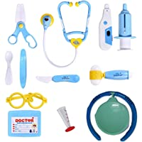 Amitasha Medical Kit Doctor Toys Pretend Play Set for Kids