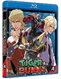 TIGER&BUNNY(タイガー&バニー) 4 [Blu-ray]