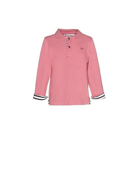 Nanos 2513878163 - Polo para Niño, Color Rosa, Talla 3 Años