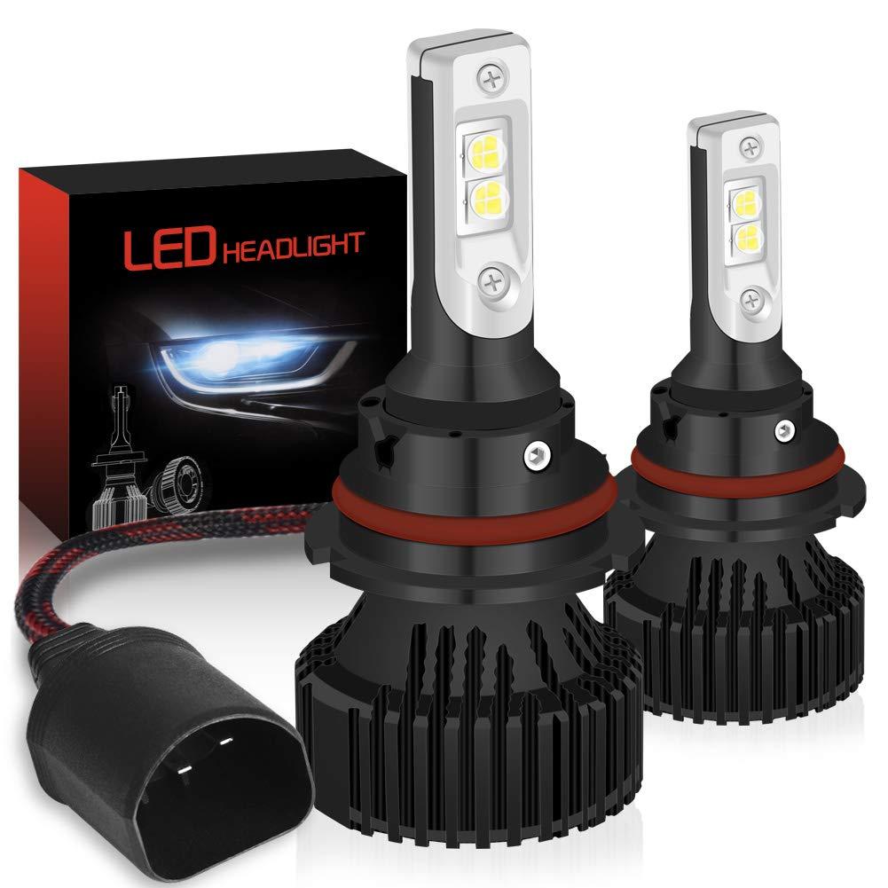 KaTur H7 Scheinwerferlampen wasserdichtes Alles-in-Einem 60W