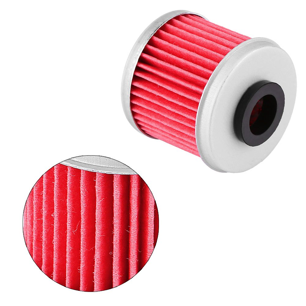 Oil Filter Cuque Engine Oil Filter Motorcycle Oil Filter for Honda CRF150R CRF250R CRF250X CRF450R CRF450X