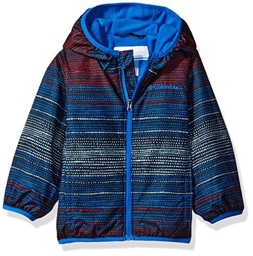 37b46caee Columbia Baby Boys  Mini Pixel Grabber II Wind Jacket - Import It All