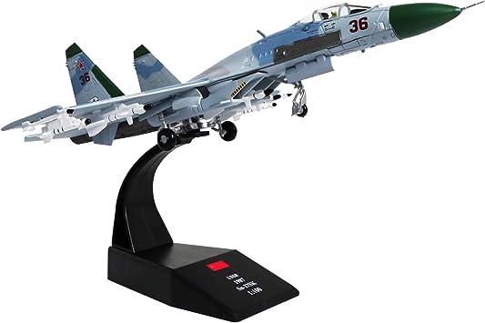 Lose Fun Park 1: 100 Modelo de avión Militar Soviet Union SU-27 ...