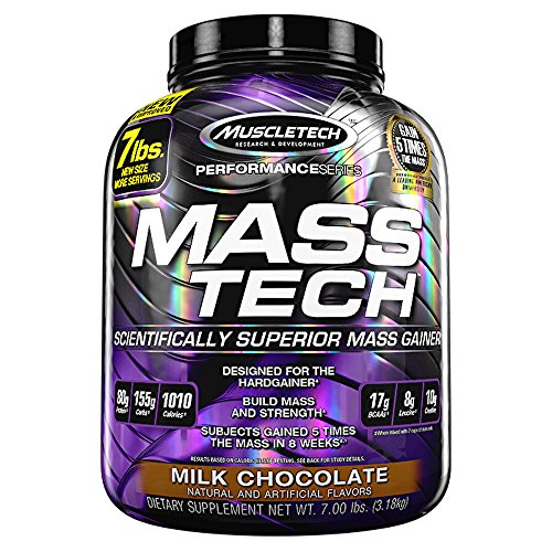 Scientifically Superior Weight Gain Formula, Milk Chocolate, 7 lbs (3.18kg) (Packaging May Vary) 885810182616