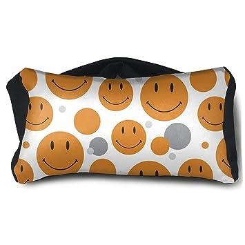 Amazoncom Eye Pillow Pattern Smiley Face Fabulous Womens Portable