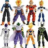 NEW Japan Anime Dragon Ball Z Action Figure Dragonball Z DBZ Toy Goku Piccolo Set US