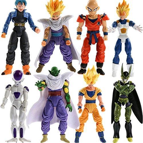 Dragon Ball Z Shoes For Sale (NEW Japan Anime Dragon Ball Z Action Figure Dragonball Z DBZ Toy Goku Piccolo Set US)