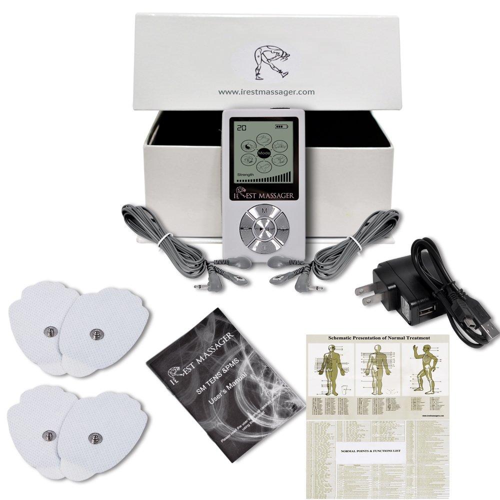 Amazon Irest Classic Mini Massager Tens Unit Lifetime Warranty