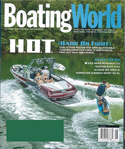 More Details about Boating World Magazine