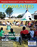 img - for Communities Magazine #169 (Winter 2015)   The Many Faces of Community book / textbook / text book
