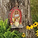 """""""Do Not Disturb"""" Fairy Statuary with Solar Light"""