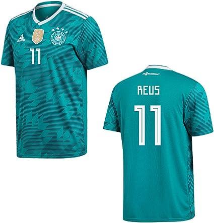 Adidas Maillot DFB Allemagne extérieur 20182019 – Reus 11