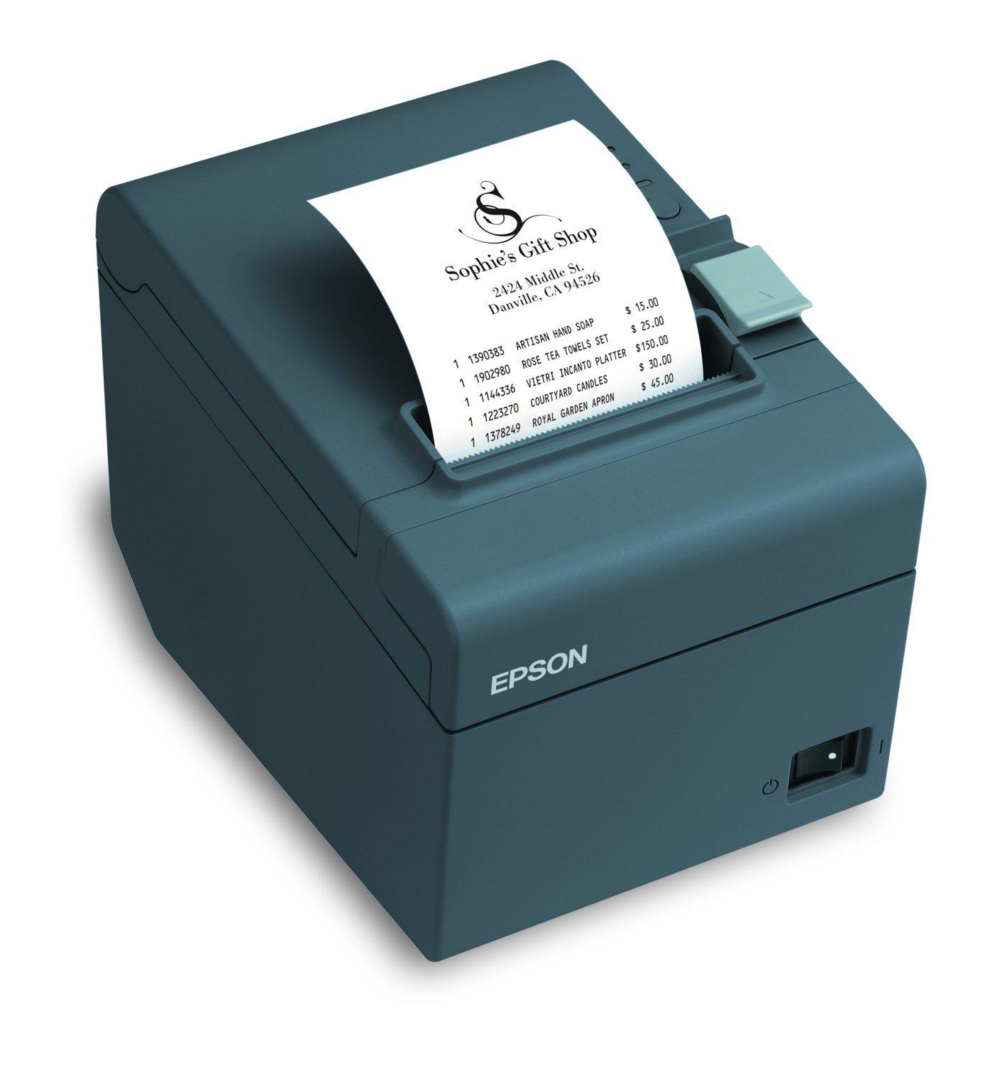 EPSON, TM-T20II, MPOS, EDG, USB INTERFACE by Epson